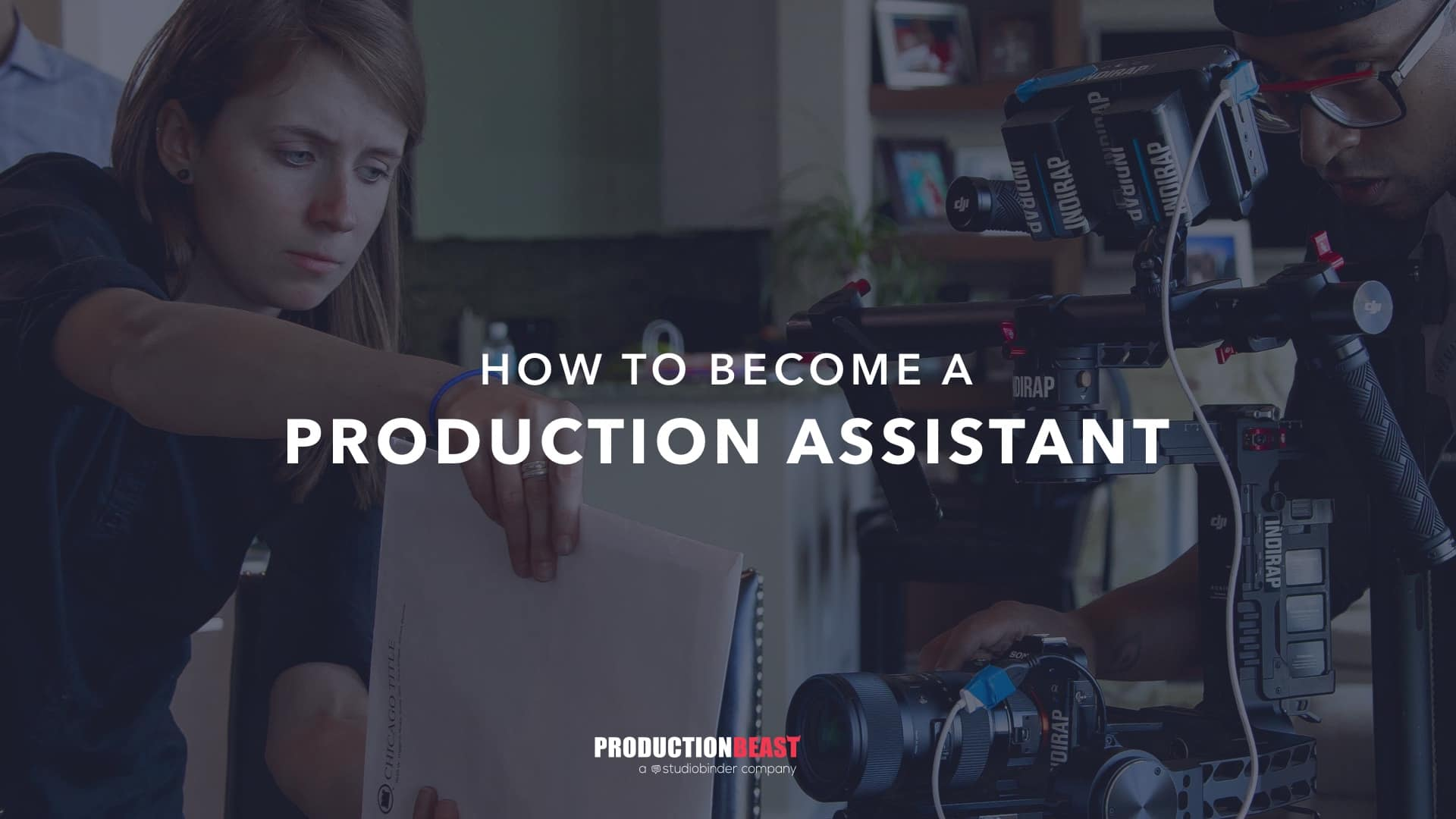 How to Become a Production Assistant pics