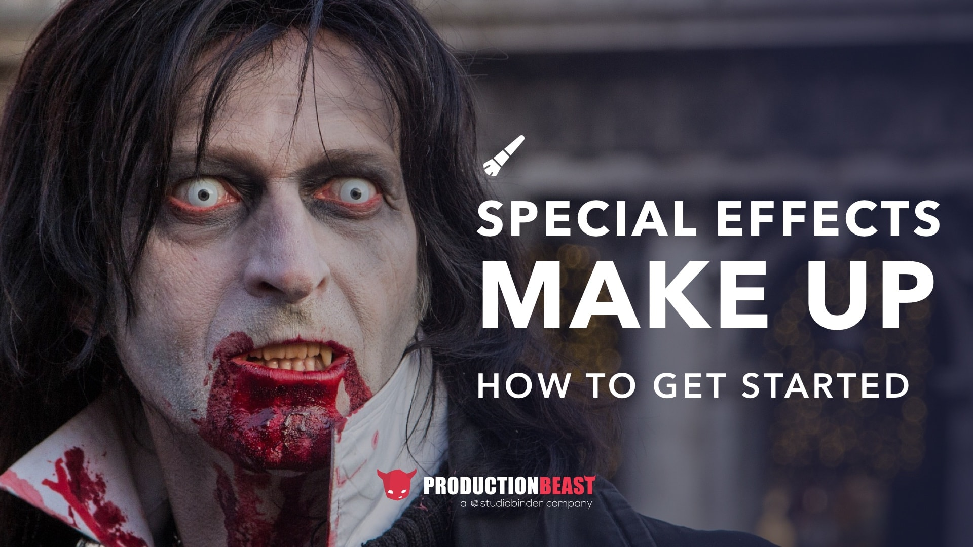 Special Effects Makeup Artist