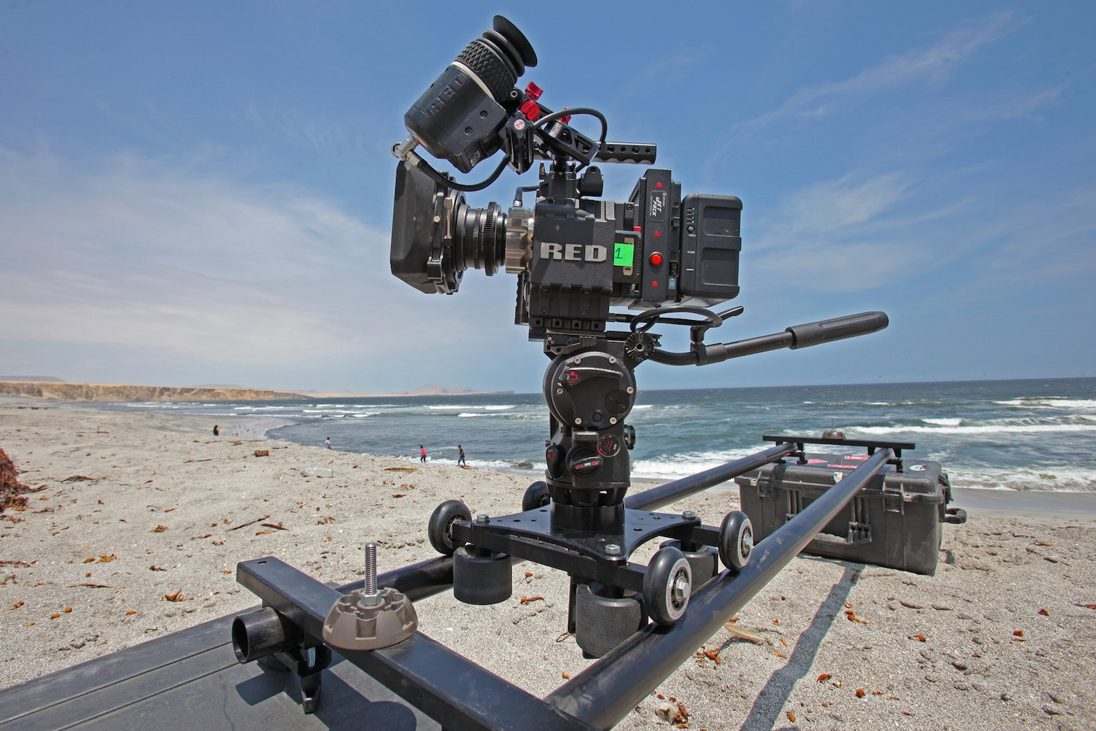 Become a Key Grip - Camera Dolly Example - ProductionBeast