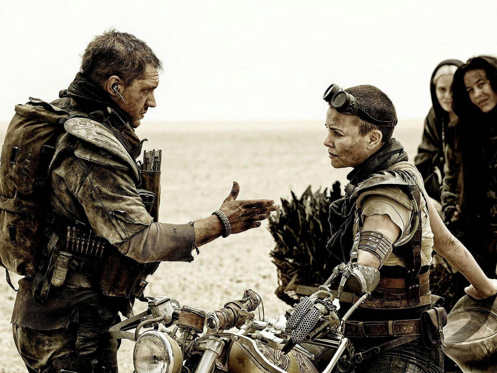 Hair and Make Up - Hair and Make Up in Mad Max - ProductionBeast