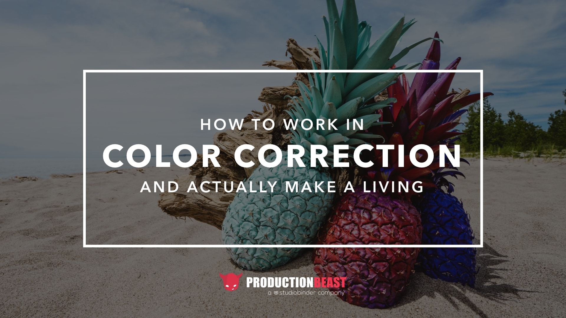 How to Work as a Film Colorist and Actually Make Some Green