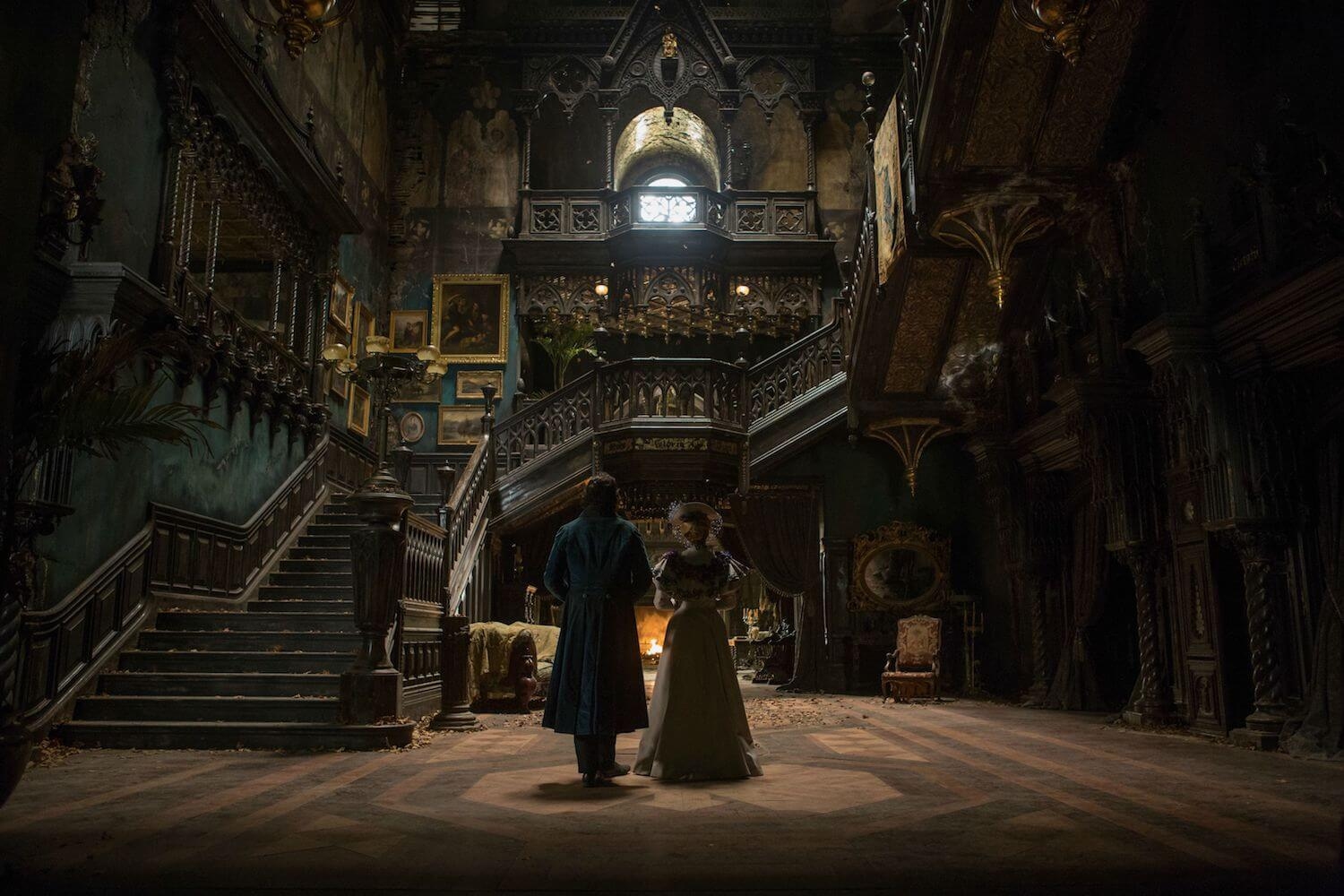 Production Designer  - Crimson Peak - ProductionBeast