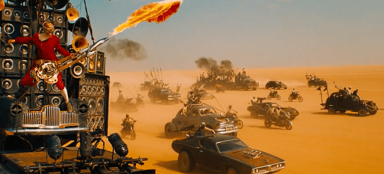 Production Sound Mixer Jobs - Production Sound Mixer Mad Max Example - ProductionBeast