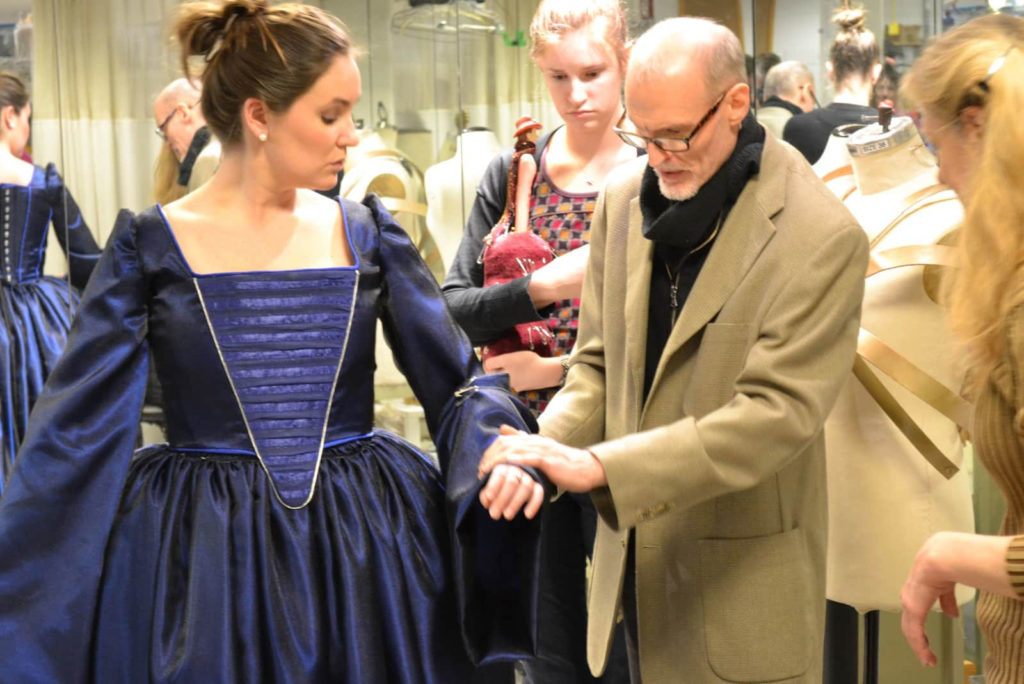 How To Become A Working Costume Designer And Dress For Success